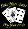 Earn your Scars 'play your cards' MCD