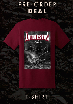 Bronson A.D. 'Warpath' T-Shirt