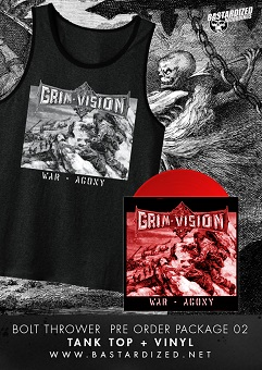 "GRIM VISION - WAR AGONY ""PACKAGE 2"""