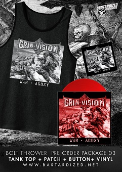 "GRIM VISION - WAR AGONY ""PACKAGE 3"""