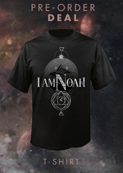 I Am Noah 'Final Breed' T-Shirt