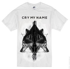 Cry My Name 'wolf' T-Shirt