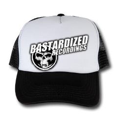 Bastardized Recordings Trucker Cap