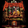 Defloration 'abused with gods blessing' CD