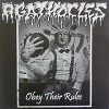 Agathocles 'obey their rules' CD