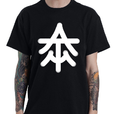 Awake The Mutes 'logo' T-Shirt