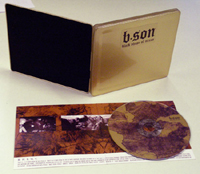 B.SON (Black Shape Of Nexus) 's/t' CD