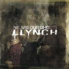 Llynch 'we are our ghosts' CD