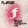 Flatcat 'so this is when we grow up' CD