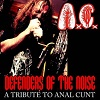 AA.VV. - Defenders Of The Noise 'A Tribute To Anal Cunt' CD