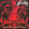 Evil Incarnate 'blackest hymns of god's disgrace' CD