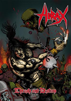 Hirax 'thrash and destroy' DVD+CD