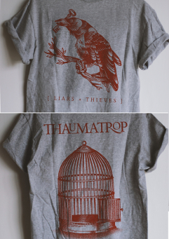 Liars & Thieves - Thaumatrop T-Shirt