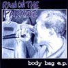 Rain On The Parade 'body bag e.p.' MCD