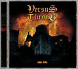 Versus The Throne 'ruins afire' CD